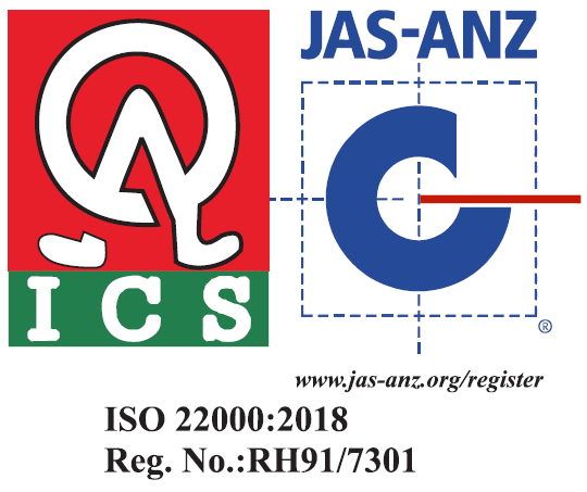 ISO 22000 : 2018