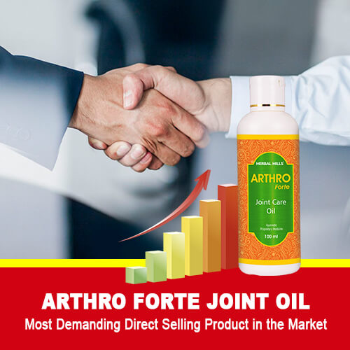 Arthro Forte Joint Pain Relief Oil : Most Demanding Direct Selling Product in the Market